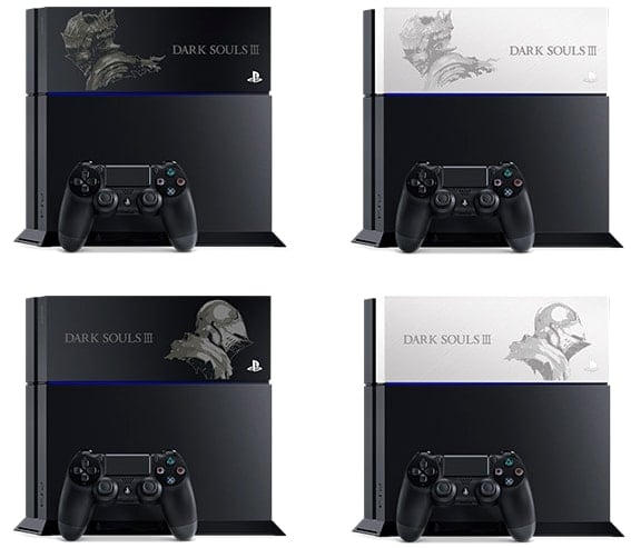 PS4本体限定版予約キングダムハーツ・ダンガンロンパ・ダークソウル。