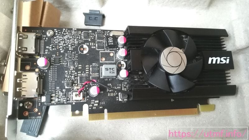 MSI GeForce GT 1030 2G LP OC VD6348 (3)-min