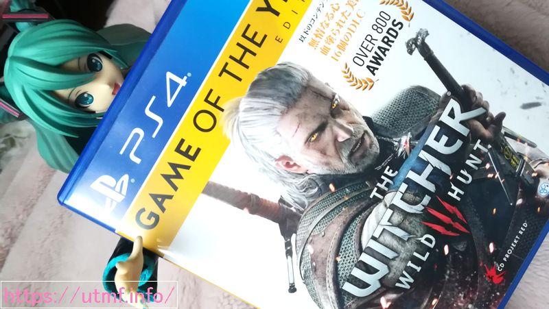 PS4ウィッチャー3とスカイリム・ゼルダの伝説の違いを比較レビュー。