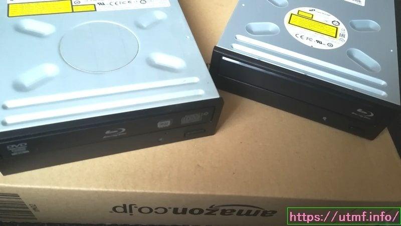 HLDS内蔵型Blu-rayドライブ(BH14NS58)