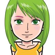 緑(事務職)