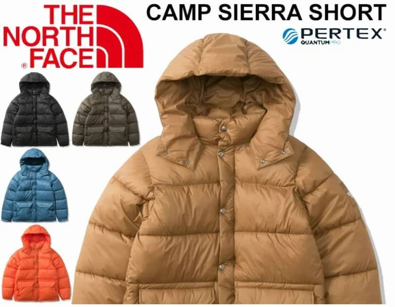 THE NORTH FACEのCAMP SIERRA SHORT(NY82032)